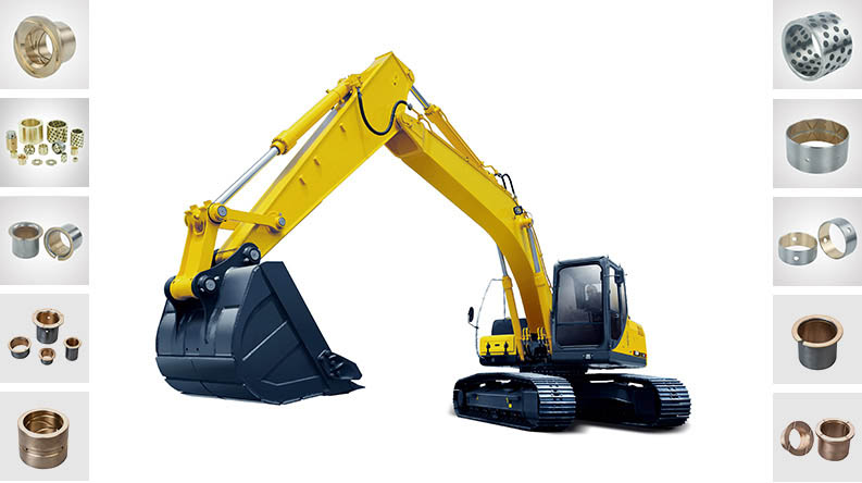 construction machinery-bushing mfg